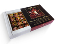 ASSORTED CHOCOLATES  BOX FOR CORPORATE GIFTS